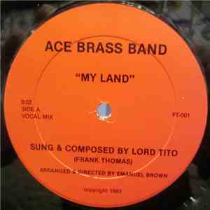 Ace Brass Band - My Land mp3 flac download free
