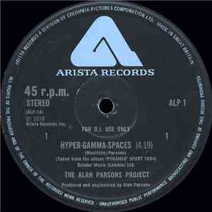 The Alan Parsons Project - Hyper-Gamma-Spaces