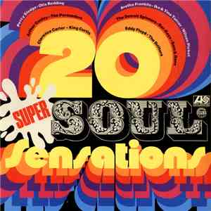 Various - 20 Super Soul Sensations