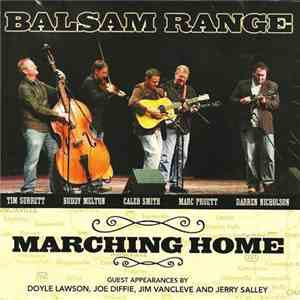 Balsam Range - Marching Home