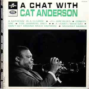 Cat Anderson - A Chat With Cat Anderson