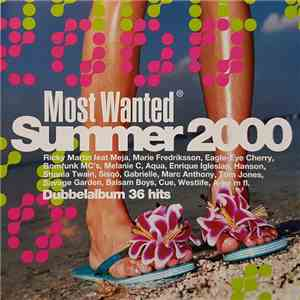 Various - Most Wanted Summer 2000