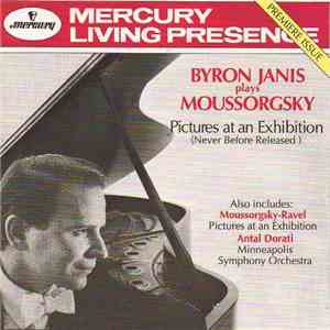 Byron Janis Plays Moussorgsky / Antal Dorati / Minneapolis Symphony Orchestra / Ravel / Frédéric Chopin - Pictures At An Exhibition